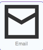 Select email symbol on ifttt.com